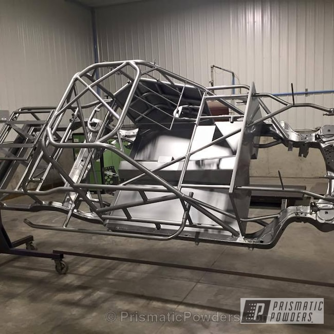 Powder Coating: Automotive,Frame,SILVERSTONE PMB-0847