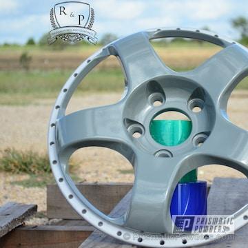 Franklin Grey Wheels