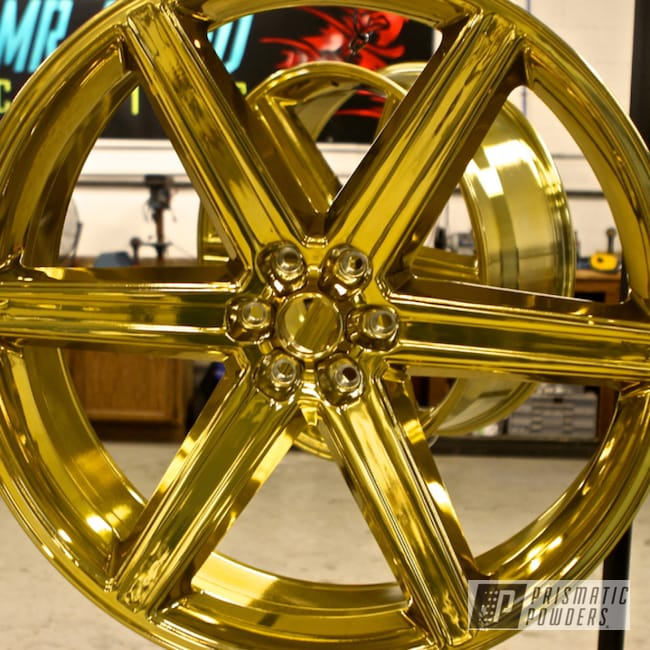 Transparent gold over chrome plating with clear vision top coat gallery project prismatic - Decorative chrome plating ...