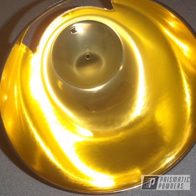 Powder Coating: Powder Coated Recessed Lamp Housing,Top Brass PPS-4431,Miscellaneous