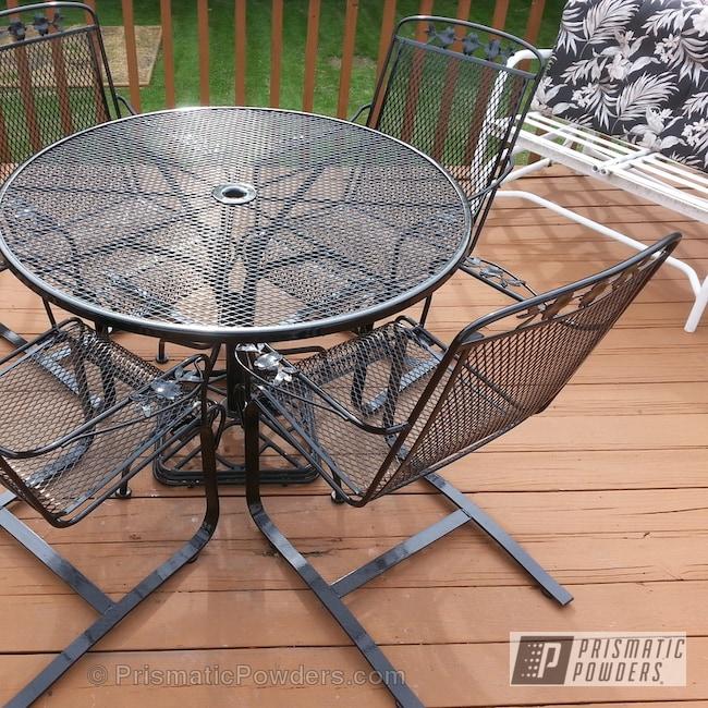 Powder Coating: Powder Coated Patio Furniture,Ford Tuxedo PMB-6994,Furniture