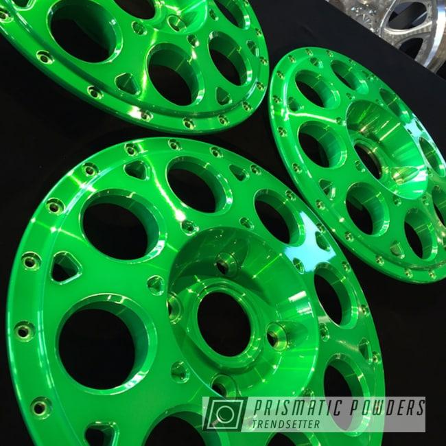 Psycho Green