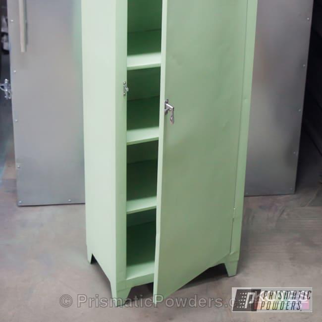 Powder Coating: China Mint PSS-1452,Furniture