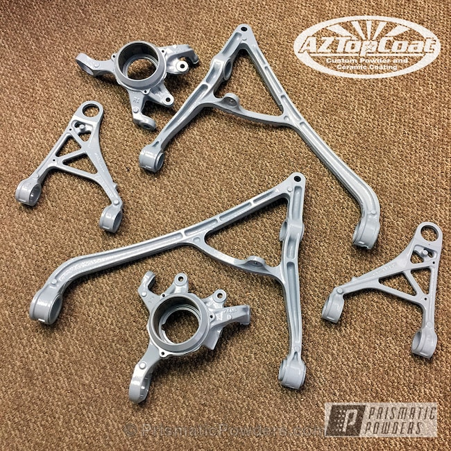 Powder Coating: Automotive,RAL 7000 RAL-7000