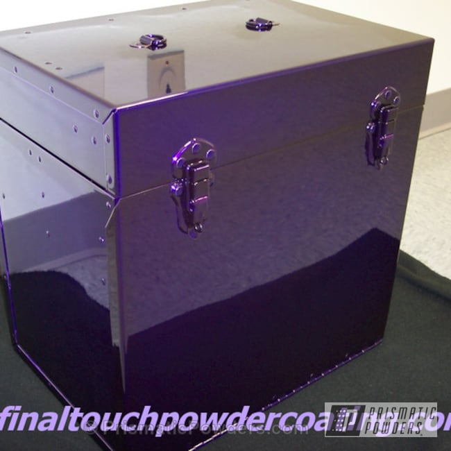 Powder Coating: Lollypop Purple PPS-1505,Miscellaneous