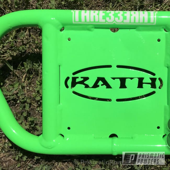 383 green powder coat