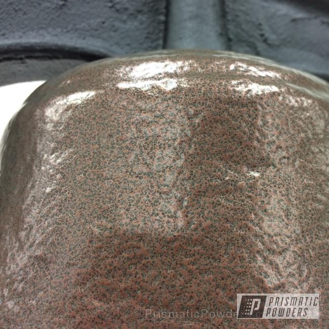 Powder Coating: Custom,Black,bell,Copper,powder coating,patina,powder coated,Prismatic Powders,Copperdale PLB-2557,Furniture