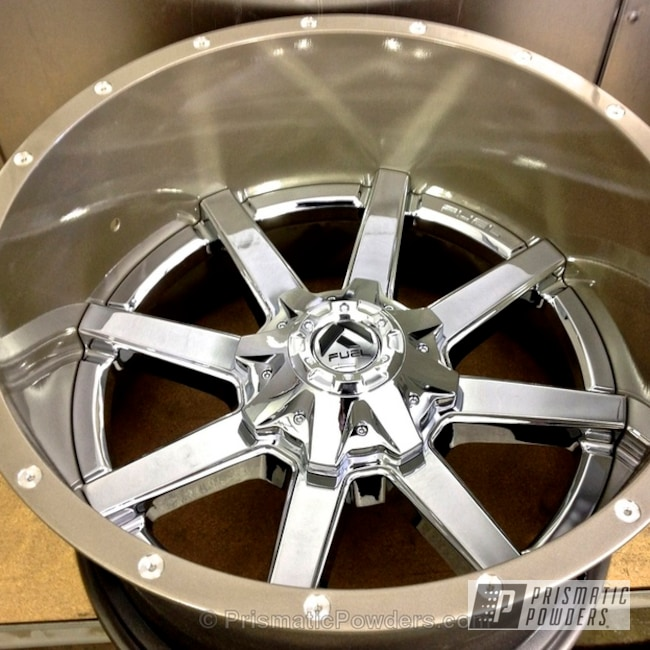 Powder Coating: Wheels,Custom,Clear Vision PPS-2974,powder coating,powder coated,Prismatic Powders,Performance Gold PMB-1808,light gold,Gold