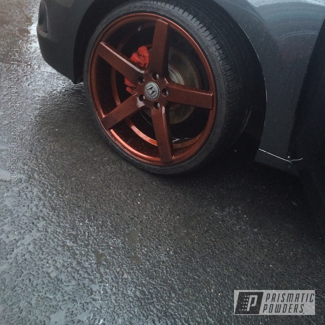 Powder Coating: Wheels,Custom,Str 20s,SUPER CHROME USS-4482,chrome,Copper,powder coating,powder coated,Prismatic Powders