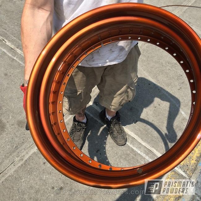Powder Coating: Wheels,Custom,SUPER CHROME USS-4482,chrome,DPE wheels,Black,Copper,powder coating,powder coated,Prismatic Powders
