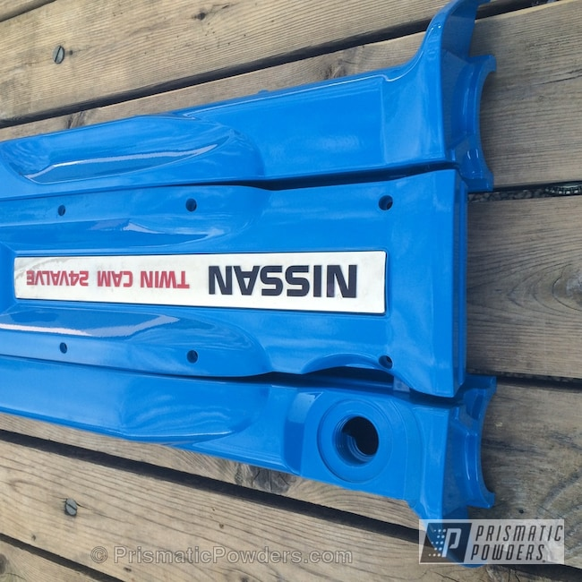 Powder Coating: Automotive,Playboy Blue PSS-1715