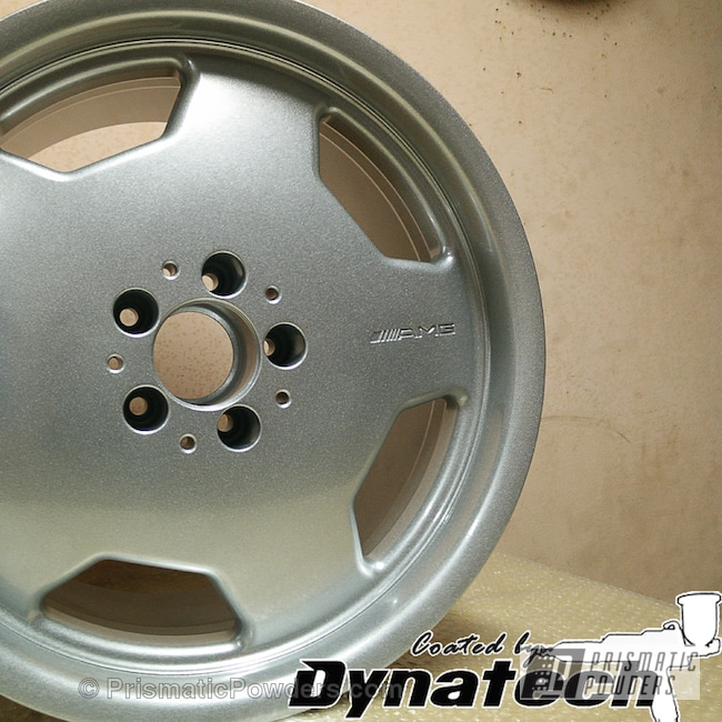 Powder Coating: Wheels,Clear Vision PPS-2974,Alien silver AMG,Alien Silver PMS-2569