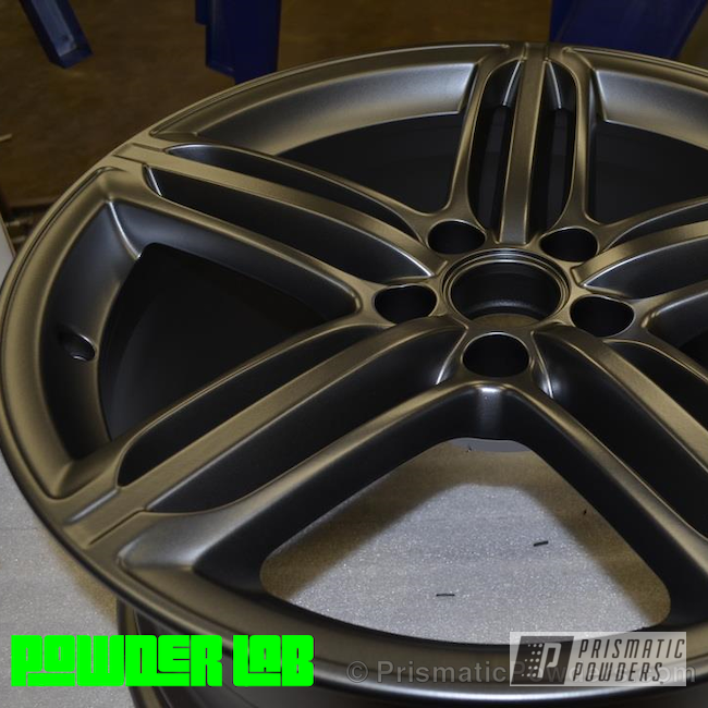 Powder Coating: Wheels,FORGED CHARCOAL UMB-6578,Accord Wheels