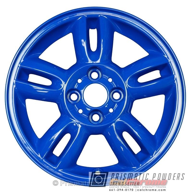 Hotrod Blue