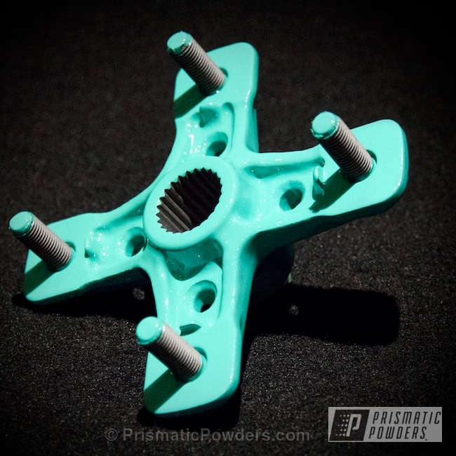 Powder Coating: Tropical Breeze PSS-6837,Clear Vision PPS-2974,Off-Road
