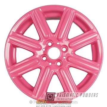 Chevy Pink