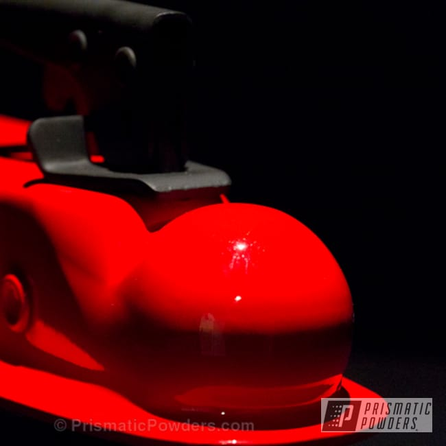 Powder Coating: Automotive,Astatic Red PSS-1738