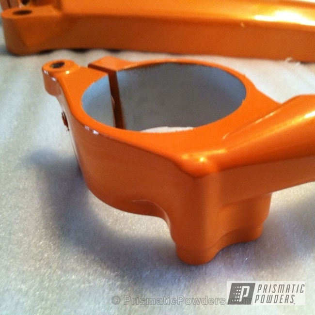 Motorcycle Parts in New Tucker Orange