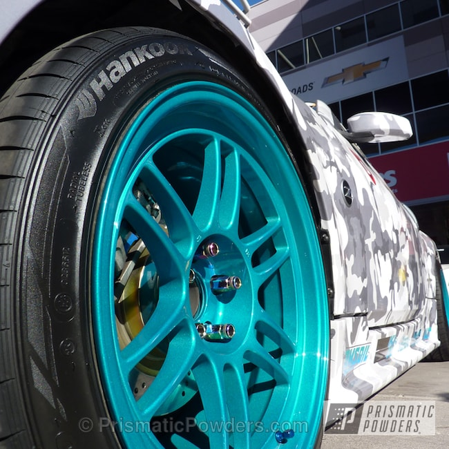 Powder Coating: Wheels,Blue wheels,BMW Blue PPB-6613,SUPER CHROME USS-4482,chrome