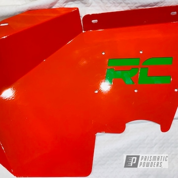 Powder Coated Rough Country Jeep Parts