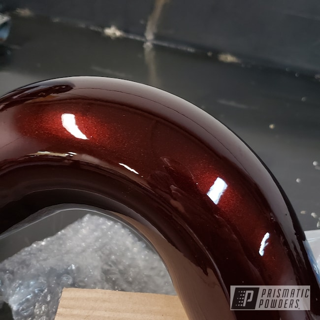 Powder Coating: Automotive,DRAGONS BLOOD STEP 1 PMB-8056,ford f250,DRAGONS BLOOD STEP 2 PPB-8057,Intercooler Piping,Ford,Automotive Parts