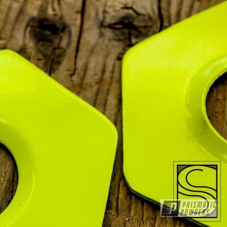 Powder Coating: Yellow,Chartreuse Sherbert PSS-7068,Miscellaneous