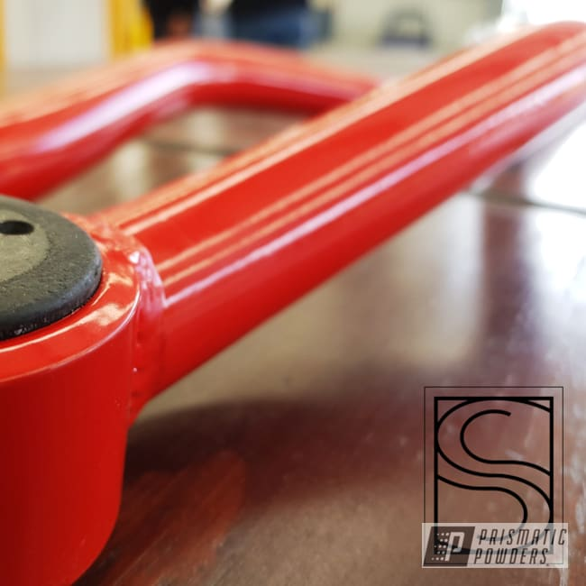 Powder Coating: RAL 3020 Traffic Red,Automotive,Jeep Parts,Jeep,Suspension