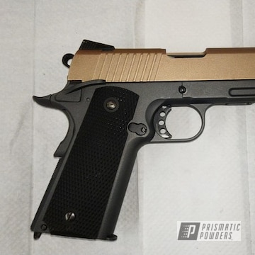 Powder Coated Airsoft Handgun
