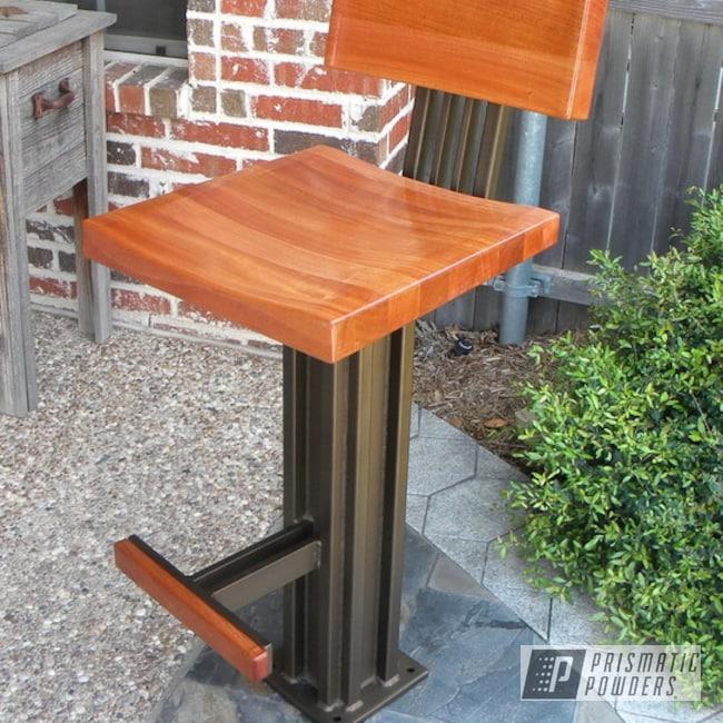 Powder Coating: Black Hills Gold PCB-1131,Bar Stools,Miscellaneous,Furniture