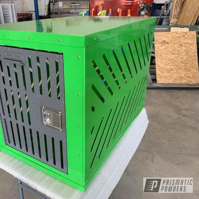 Powder Coating: RAL 6018 Yellow Green,Dogs,Miscellaneous