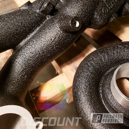 Powder Coating: WRX,Splatter Black PWS-4344,Automotive,Wrinkle,Subaru,Textured Finish,Custom Powder Coated Parts,Cars,Textured