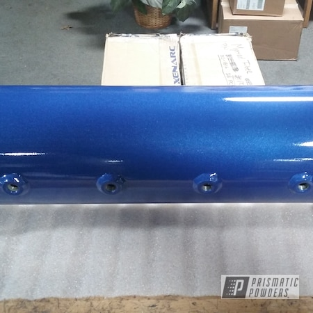 Powder Coating: Air Tank,Clear Vision PPS-2974,Air Suspension,Illusion Blueberry PMB-6908,Air Suspension Tank