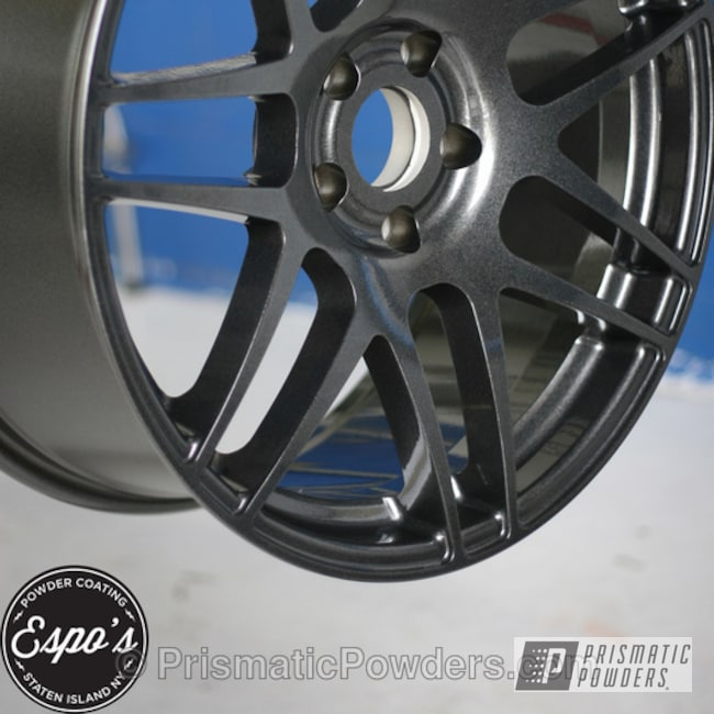 Powder Coating: Speedway Black PMB-1842,Wheels,Clear Vision PPS-2974