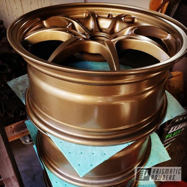 "Powder Coating: Wheels,Automotive,Clear Vision PPS-2974,16"" Wheels,Honda,YANKEE GOLD UMB-1807,traphaus91,JDM"