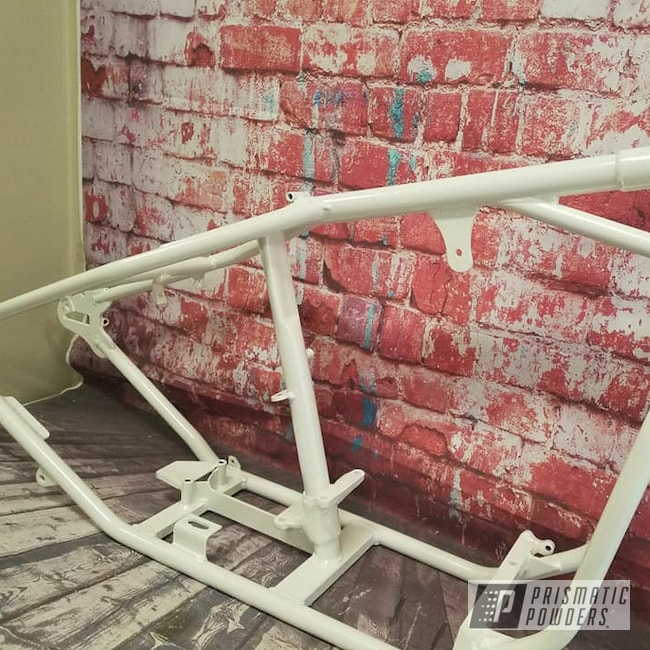 Powder Coating: Automotive,Harley Davidson,Motorcycle Frame,Motorcycle Parts,Harley Parts,Motorcycle Fender,Custom Motorcycle,Motorcycles,Motorcycle Gas Tank,Diamond Pearl PMB-1857