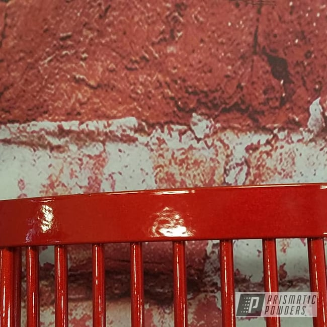 Powder Coating: Automotive,Illusion Powder Coating,Clear Vision PPS-2974,Bumpers,Race Car,Illusion Red PMS-4515,Racing,Illusion Red,Midget Car racing