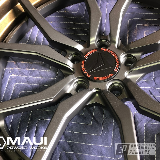 Powder Coating: 3 Piece,Performance,FORGED CHARCOAL UMB-6578,Platinum Design,Clear Vision PPS-2974,Red,Bronze Chrome PMB-4124,with,Two Tone Wheels,2 Tone Wheels,Accent