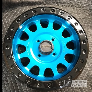Powder Coated 15 Inch Method Wheels