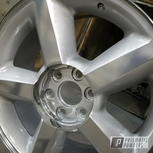 "Powder Coating: Wheels,Automotive,Clear Vision PPS-2974,Heavy Silver PMS-0517,SUPER CHROME USS-4482,Custom Two Tone,20"" Aluminum Wheels,Chevy,Aluminum Wheels"