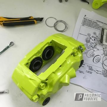 Powder Coated Mazda Rx7 Brake Calipers In Pss-7068