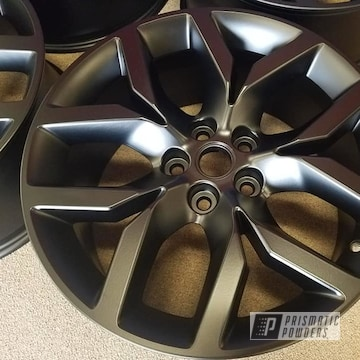 Powder Coated 19 Inch Aluminum Rims In Uss-1522