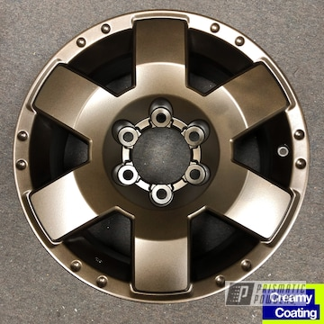 Powder Coated 18 Inch Toyota Tundra Wheels In Pmb-10182