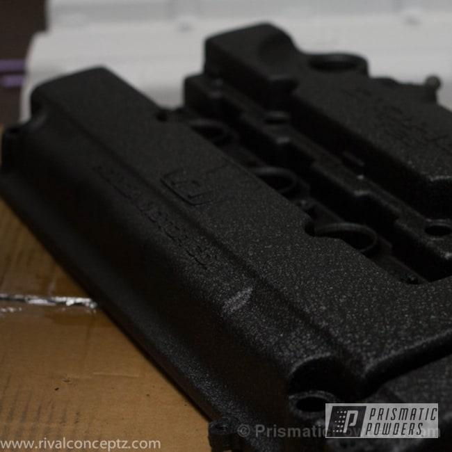 Splatter Black