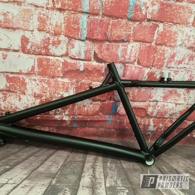 Powder Coating: Bicycles,BLACK JACK USS-1522,Bicycle,Bicycle Frame