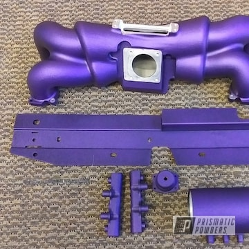 Powder Coated Custom Auto Parts In Pwb-2881