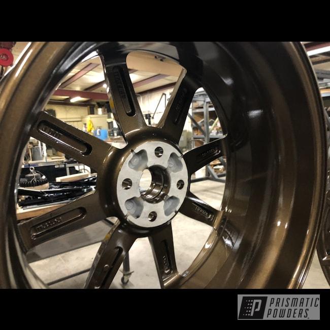 "Powder Coating: Wheels,Automotive,Clear Vision PPS-2974,Miata,mx5,16"" Wheels,TRIPLE BRONZE UMB-4548,Mazda,16"""
