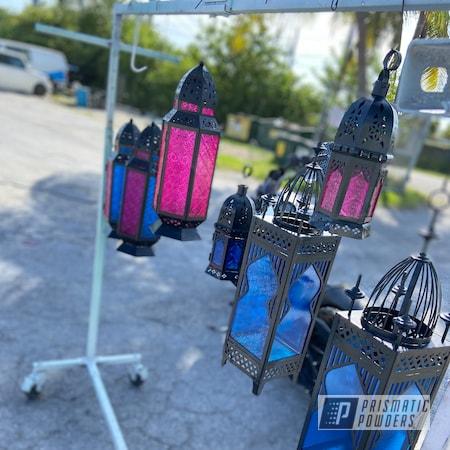 Powder Coating: Powder Coating Glass,lantern,LOLLYPOP BLUE UPS-2502,Refurbished,Silk Satin Black HSS-1336,LOLLYPOP BERRY UPS-1509,Miscellaneous,Glass