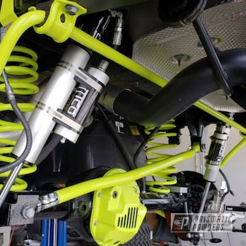 Powder Coated Custom Suspension Parts In Pss-7068