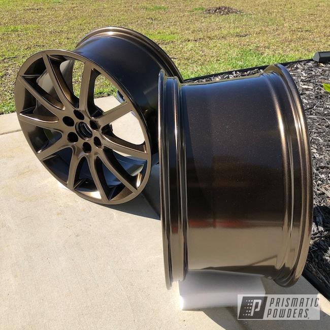 "Powder Coating: Wheels,19"" Wheels,19"",Automotive,CTS-V,Bronze Chrome PMB-4124,Cadillac STS-V,Cadillac,2009,xlr"