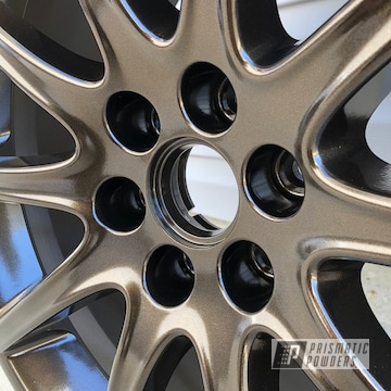 Powder Coated 2009 Cadillac Cts-v 19 Inch Wheels